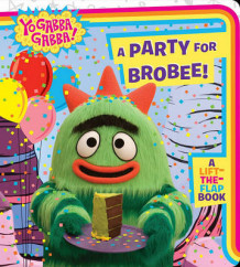 A Party for Brobee! av Christian Jacobs (Pappbok)