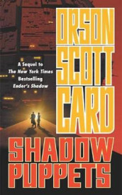 Shadow Puppets av Orson Scott Card (Innbundet)