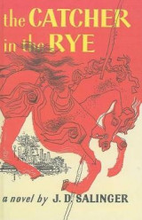 Omslag - The Catcher in the Rye