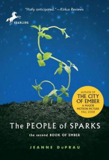 The People of Sparks av Jeanne DuPrau (Innbundet)
