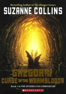 Gregor and the Curse of the Warmbloods av Suzanne Collins (Innbundet)