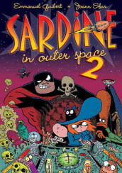 Sardine in Outer Space 2 av Emmanuel Guibert (Innbundet)