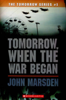 Tomorrow, When the War Began av John Marsden (Innbundet)