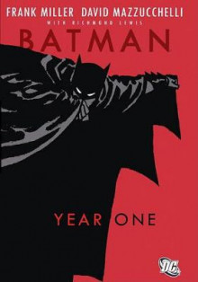 Batman: Year One av Frank Miller og David Mazzucchelli (Innbundet)