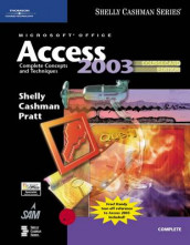 Microsoft Office Access 2003 av Thomas J. Cashman, Mary Z. Last, Philip J. Pratt og Gary B. Shelly (Heftet)