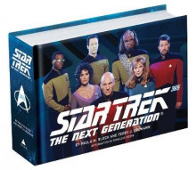Star Trek: The Next Generation 365 av Paula M. Block og Terry J. Erdmann (Innbundet)