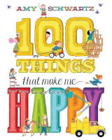 Omslag - 100 Things That Make Me Happy