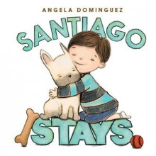 Santiago Stays av Angela Dominguez (Innbundet)