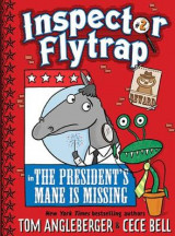 Omslag - Inspector Flytrap in the President's Mane is Missing
