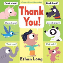 Thank You! av Ethan Long (Pappbok)