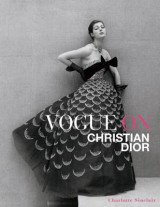 Omslag - Vogue on Christian Dior
