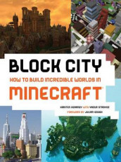 Block City: Incredible Minecraft Worlds av Kirsten Kearney (Heftet)