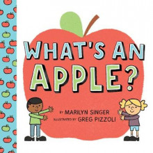 What's an Apple? av Marilyn Singer (Innbundet)