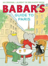 Omslag - Babar's Guide to Paris