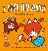 Omslag - I Lost My Sock!: A Matching Mystery