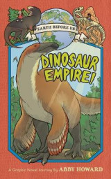 Omslag - Dinosaur Empire! (Earth Before Us #1)