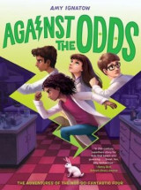 Omslag - Against the Odds (The Odds Series #2)