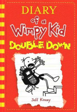 Omslag - Double Down (Diary of a Wimpy Kid #11)
