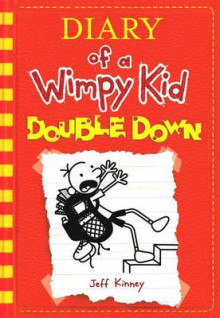 Double Down (Diary of a Wimpy Kid #11) av Jeff Kinney (Innbundet)