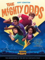 Omslag - The Mighty Odds (The Odds Series #1)