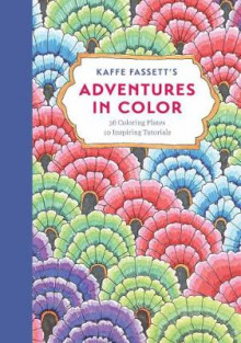 Kaffe Fassett's Adventures in Color (Adult Coloring Book) av Kaffe Fassett (Heftet)