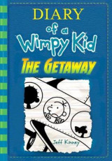 Omslag - The Getaway (Diary of a Wimpy Kid Book 12)