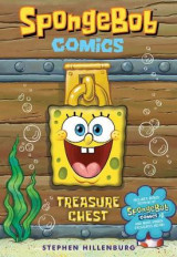 Omslag - SpongeBob Comics: Treasure Chest