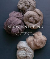 Omslag - Slow Knitting