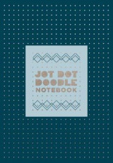 Omslag - Jot Dot Doodle Notebook (Blue and Silver)