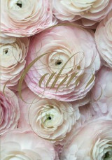 Omslag - Paris in Bloom Notebook (Ranunculus)