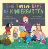 Omslag - The Twelve Days of Kindergarten