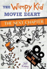 Omslag - The Wimpy Kid Movie Diary