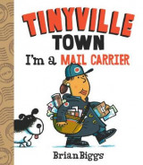 Omslag - I'm a Mail Carrier (A Tinyville Town Book)