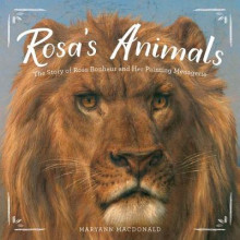 Rosa's Animals av Maryann Macdonald (Innbundet)