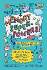 Omslag - Memory Superpowers!