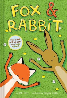 Fox & Rabbit av Beth Ferry (Innbundet)