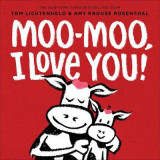 Omslag - Moo-Moo, I Love You!