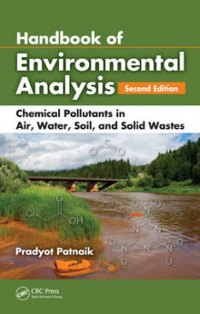 Handbook of Environmental Analysis av Pradyot Patnaik (Innbundet)