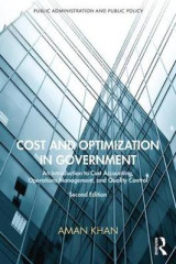 Omslag - Cost and Optimization in Government