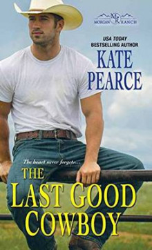 The Last Good Cowboy av Kate Pearce (Heftet)