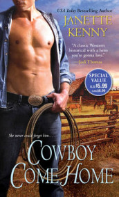 Cowboy Come Home av Janette Kenny (Heftet)