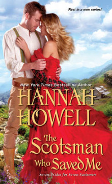 The Scotsman Who Saved Me av Hannah Howell (Heftet)