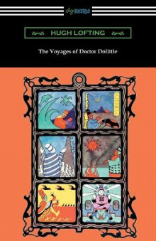 The Voyages of Doctor Dolittle (Illustrated by the Author) av Hugh Lofting (Heftet)