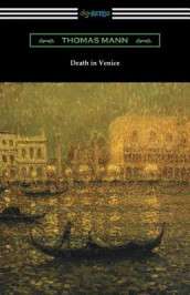 Death in Venice av Thomas Mann (Heftet)