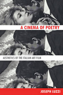 A Cinema of Poetry av Joseph Luzzi (Innbundet)