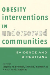 Omslag - Obesity Interventions in Underserved Communities