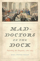 Omslag - Mad-Doctors in the Dock