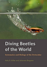 Omslag - Diving Beetles of the World