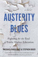 Omslag - Austerity Blues