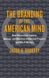 Omslag - The Branding of the American Mind